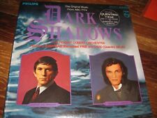 Sealed original issue Dark Shadows Vinyl Lp Stereo Phs 600 314 Barnabas Quentin