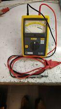 Megohmmètre Chauvin Arnoux CA 6511