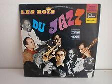 Les rois du jazz ARMSTRONG / HAMPTON/ MILES DAVIS / LEGRAND MICHELOT.. 851016 QY