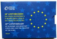 PORTUGAL 2 EURO 2009 10 ANNIVERSARY OF EMU - PROOF *E19266