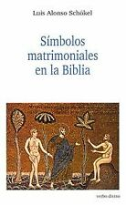Simbolos matrimoniales en Biblia.(Estudios Biblicos). ENVÍO URGENTE (ESPAÑA)
