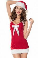 Santa Helper Short Dress with hat