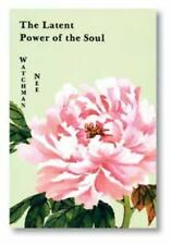 The Latent Power of the Soul by Watchman Nee (1972, Paperback)