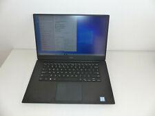 "Dell XPS 15 9560 Intel i7-7700HQ 2,80GHz 8GB 256GB SSD Win10 15,6"" Notebook"