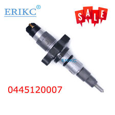 ERIKC Bosch Injector 0445120007 / 0 986 435 508 for Agrale-Deutz MA 12.0 E-troni