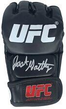 Justin Gaethje autographed signed glove UFC JSA COA The Highlight Khabib