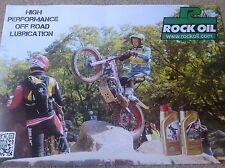 KTM MOTOCROSS TEAM RACING POSTER HONDA ACERBIS ALPINESTAR ROCK OIL MOTUL YAMAHA