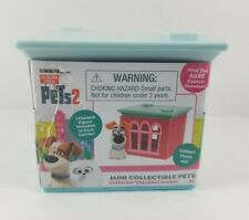 New Just Play The Secret Life of Pets 2 Mini Collectible Pets Blind Box