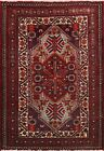 Excellent Tribal Traditional Geometric Area Rug Hand knotted Oriental Carpet 2x3