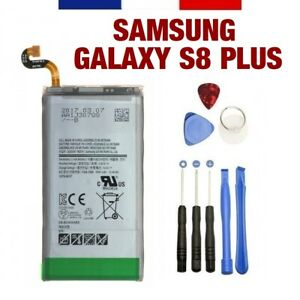 Original Battery New 0 Cycle +Tools for Samsung Galaxy S8 Plus