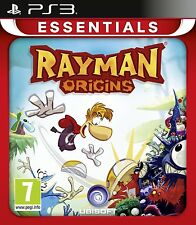 Rayman Origins Sony PlayStation 3 PS3 Brand New