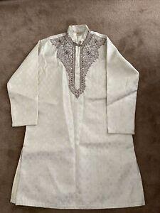 mens indian wedding suit Large/40