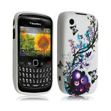 Housse étui coque en gel pour BlackBerry Curve 8520 avec motif HF01