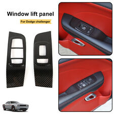 for Challenger Window Lift Trim Switch Panel Accessories forDodge Challenger 15+