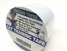 Cat Training Tape - Prevent Scratching | Clear Double Sided Tape | Furniture Pro