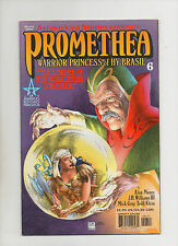 Promethea #6 - Alan Moore! Warrior Princess Of Hy Brasil - (Grade 9.2) 2000