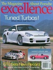 2002 Excellence Magazine (About Porsche): Turbos/914 Update/GT2 Sets Record/944
