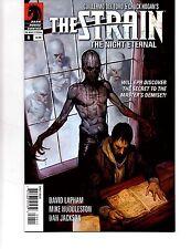Dark Horse Comics The Strain The Night Eternal #8 April 2015 VF/NM