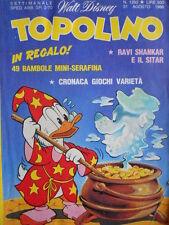 Topolino n°1292 [G.273] - BUONO –