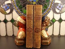 1781 History of Scotland Scottish William Robertson Queen Elizabeth Leather SET