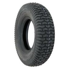 2 New 4.80-8 Deestone 4 Ply Turf Tires for Cub Cadet Lawn & Garden Tractor
