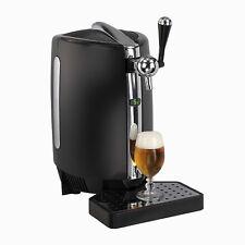 Dispensador de Cerveza para Barril de 5 L Presurizado Funcion Enfriamiento 6371