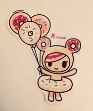 tokidoki sticker - Donutella Balloons