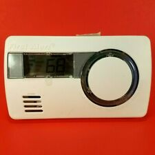 First Alert Carbon Monoxide Alarm / Detector with Digital Temperature CO1210
