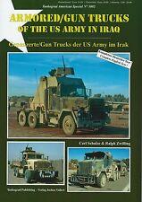 Tankograd 3002: Armored Gun Trucks of the US Army in Iraq