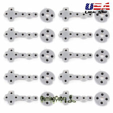 10PCS Replacement Kits Rubber Conductive Pad Button Part For Xbox 360 Controller