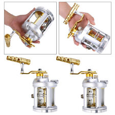 2pcs Trolling Reel Conventional Jigging Reel for Sea Boat Fishing Right Hand
