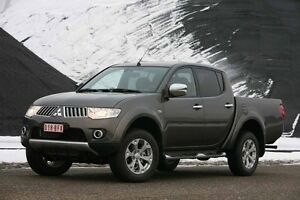 MITSUBISHI L200 2.5 Did Engine-4D56T Supply And Fit 2006-2013