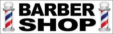 Barber Shop Vinyl Banner Sign 3x10 ft New - w2bar