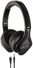 Jvc Ha-sbt200x-e Noir - Casque Supra-auriculaire Fermé sans fil Bluetooth NFC