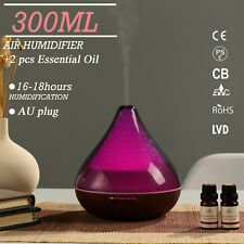GX.Diffuser Essential Oil Aroma Diffuser Ultrasonic Humidifier Air Aromatherapy