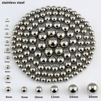 Lot Dia Bearing Balls High Quality  Stainless Steel Precision 2-16mm 10 -10000x