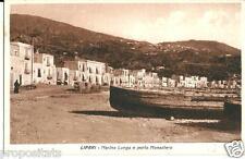 si 16 1940 Lipari (Messina) - Marina Lunga e Porto - viagg FP - Ediz.Acunto