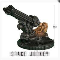 Alien & Predator Statuette - Spazio Fantino Figurina Bonus Edizione 1
