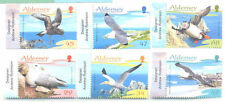 Mint Never Hinged/MNH Birds Alderney Regional Stamp Issues