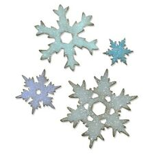 Sizzix Bigz L Die - 660052 Stacked Snowflakes by Tim Holtz