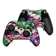 Xbox One Elite Controller Skin Kit - Mean Green - DecalGirl Decal