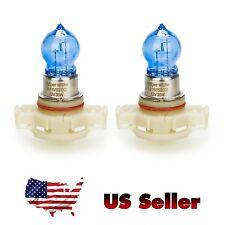 Halogen Bulb / Pair - H16/5202, 12V , White Auto Fog Light, Lamp , US Seller!
