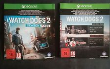 Watch Dogs 2 Season Pass + Punk Rock and urban artist DLC  XBOX ONE