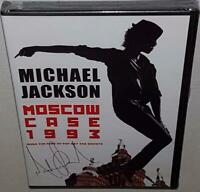MICHAEL JACKSON MOSCOW CASE 1993 WHEN THE KING OF POP MET THE SOVIETS NEW DVD