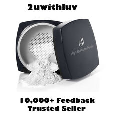 ELF E.L.F. HIGH DEFINITION HD LOOSE POWDER SHEER 8G # 83331