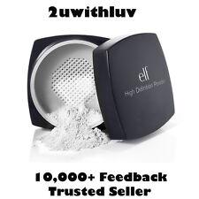 E.L.F. COSMETICS ELF STUDIO HIGH DEFINITION HD LOOSE POWDER SHEER 8G # 83331
