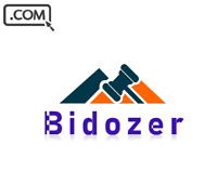 Bidozer .com  - Brandable Domain Name for sale - BIDDING WEBSITE APP DOMAIN