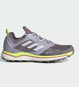 Adidas Terrex Agravic XT GTX Gore-Tex Trail Running Shoes  Trainers UK  RRP £135