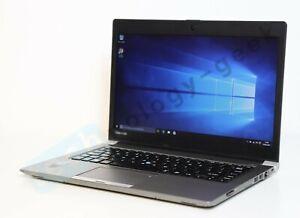 """TOSHIBA Portege Z30-A-106 13.3"""", Intel i7 2.1GHz, 8GB RAM, 128GB SSD Laptop PC"""