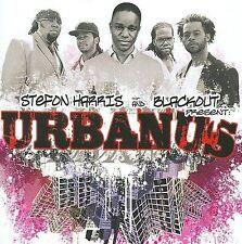 New: Stefon Harris & Blackout: Urbanus  Audio CD